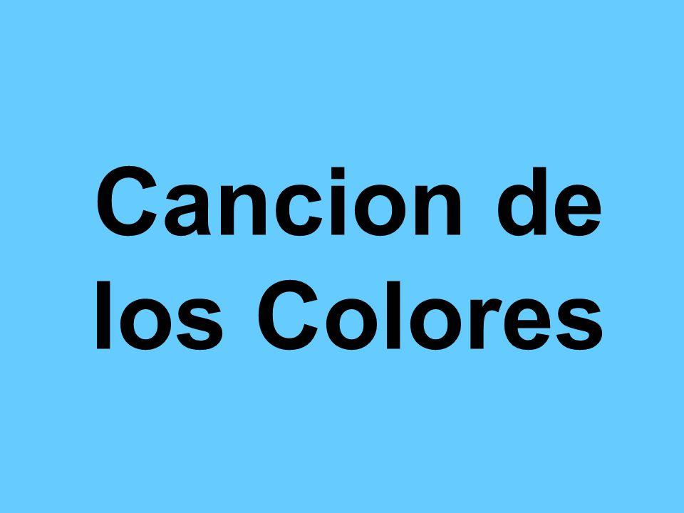 Cancion de los Colores