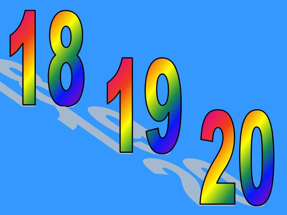 18 19 20
