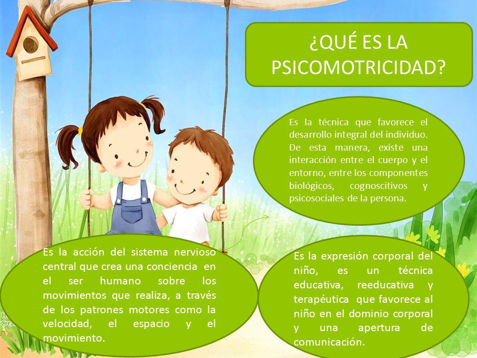 Introducci n la psicomotricidad en los ni os se utiliza de for La accion educativa en el exterior