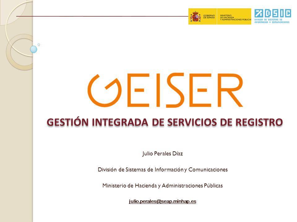 Gesti n integrada de servicios de registro ppt video for Oficina virtual ministerio de hacienda