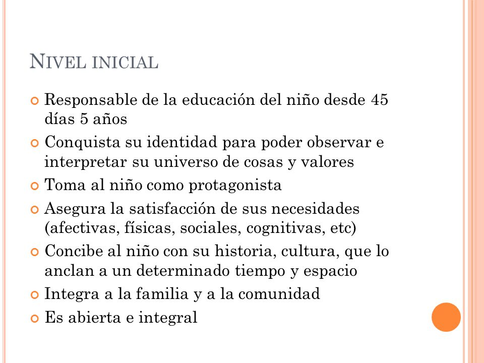 dise o curricular para la educaci n inicial ppt video