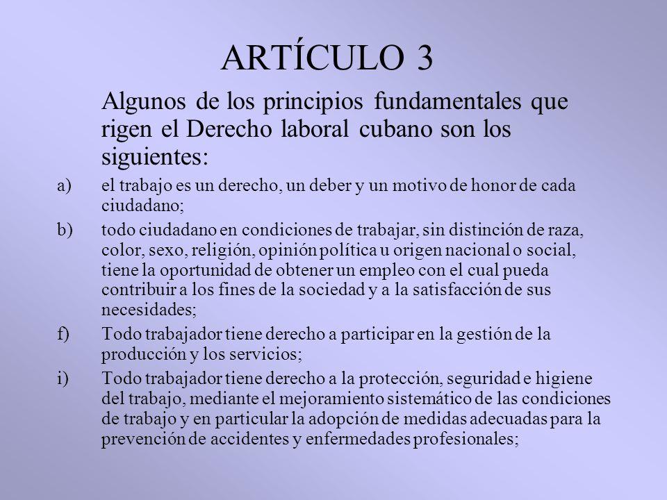 Ley 49 84 c digo del trabajo ppt descargar for Que es un articulo cultural o de espectaculos