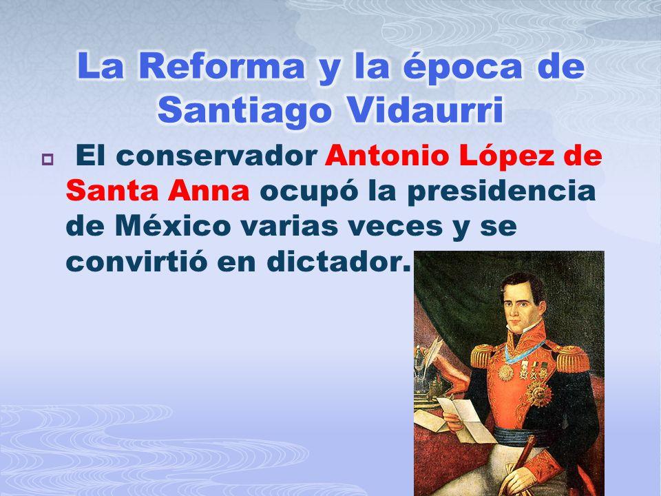 La Reforma y la época de Santiago Vidaurri