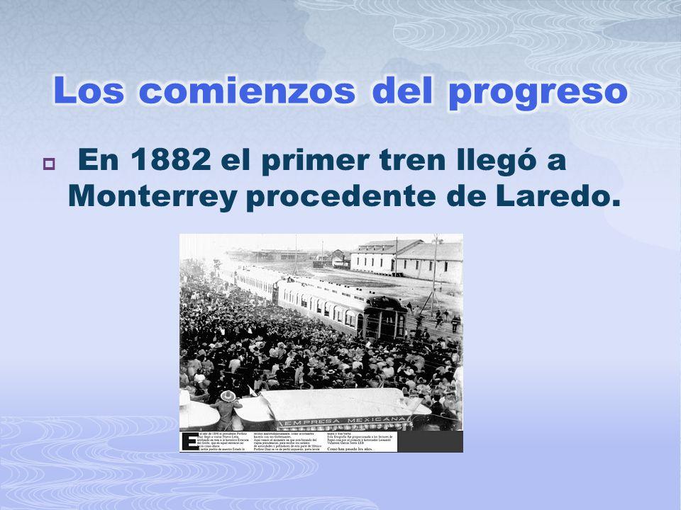Los comienzos del progreso