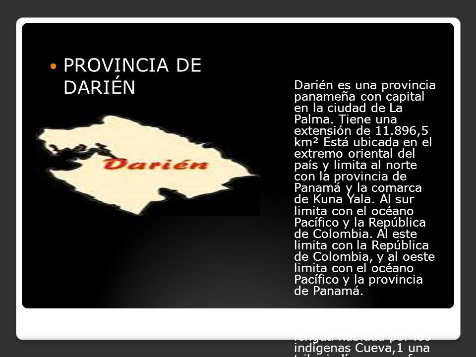 PROVINCIA DE DARIÉN