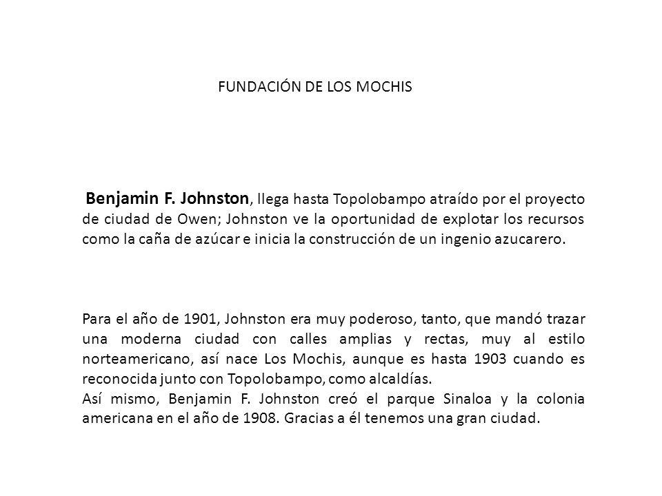 FUNDACIÓN DE LOS MOCHIS