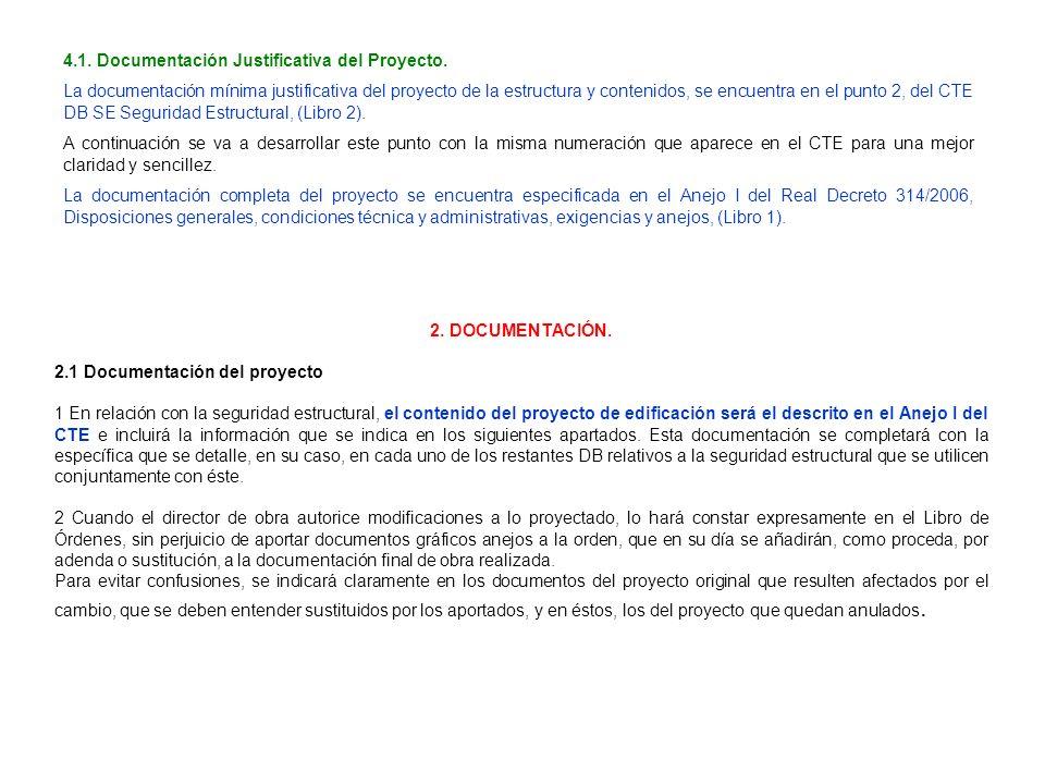 4.1. Documentación Justificativa del Proyecto.
