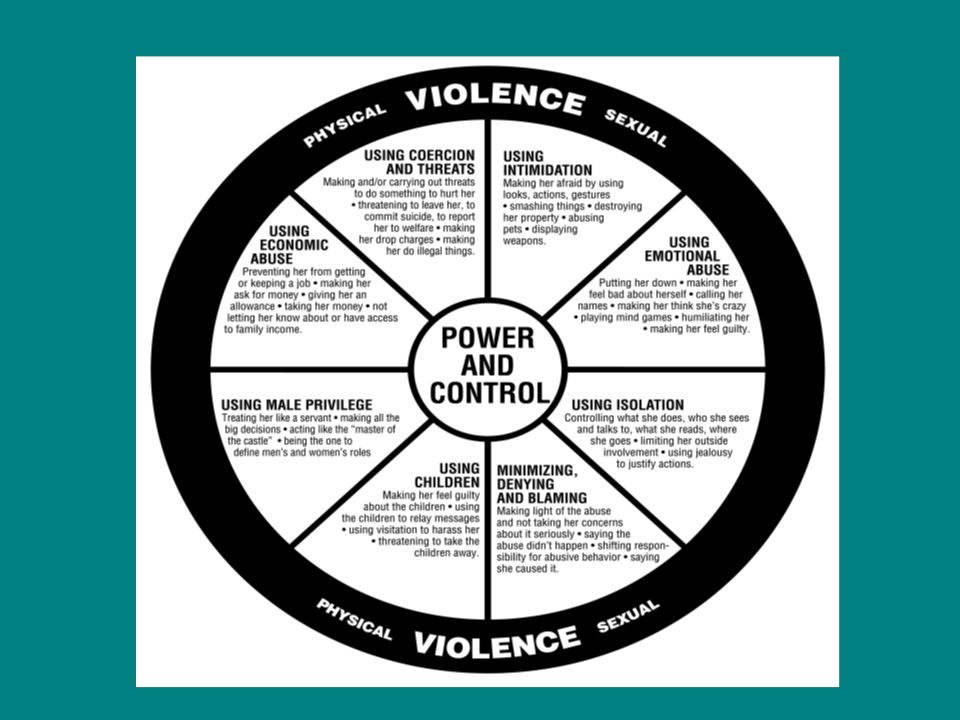 (Domestic Abuse Intervention Project, Duluth Minnesota)