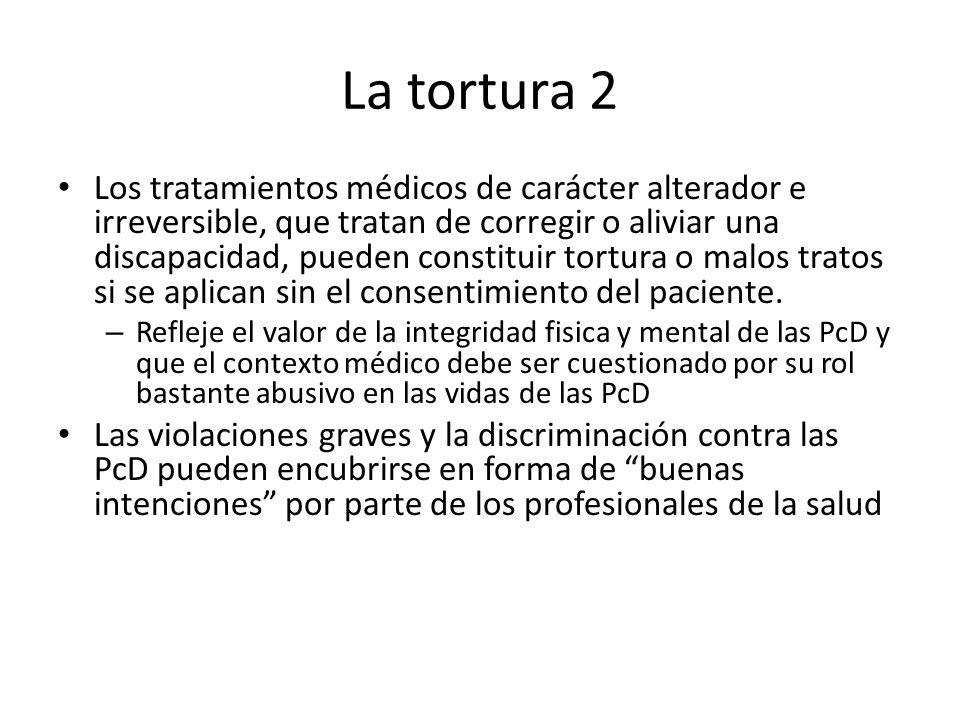 La tortura 2