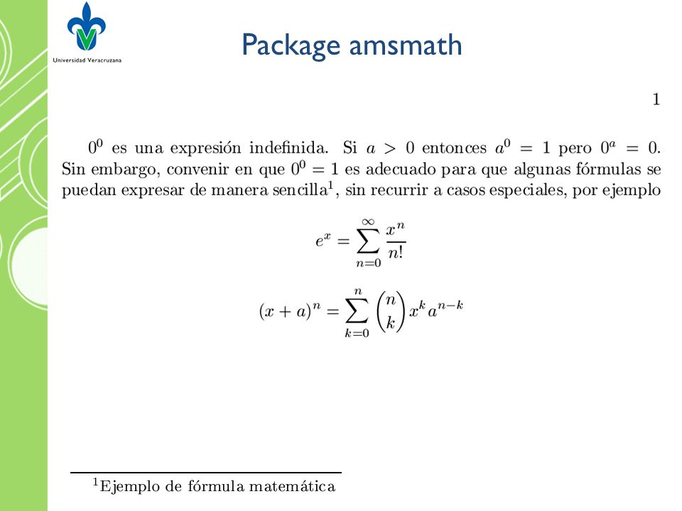 how to include amsmath package in latex