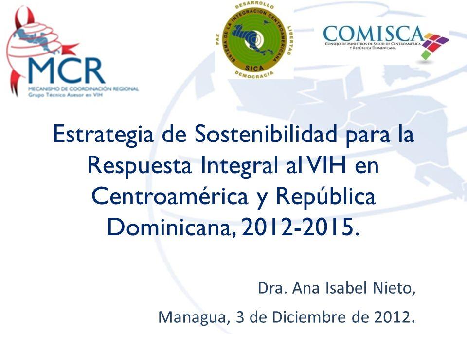 Dra. Ana Isabel Nieto, Managua, 3 de Diciembre de 2012.
