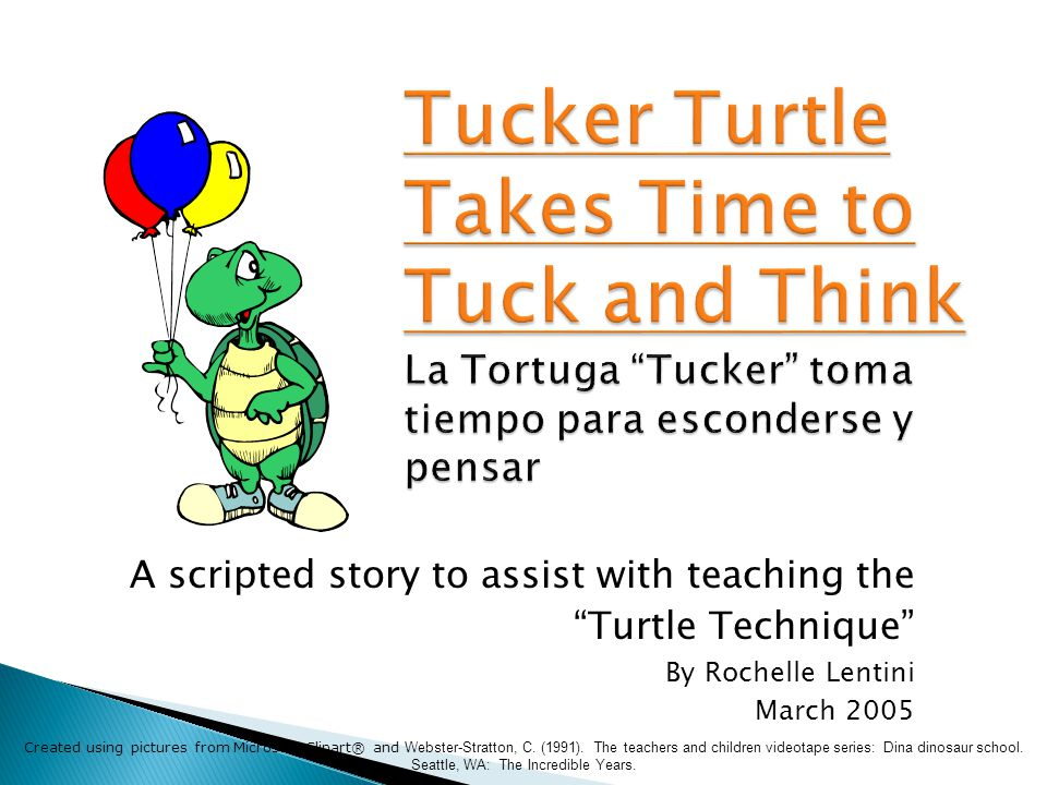 tucker turtle takes time to tuck and think pdf