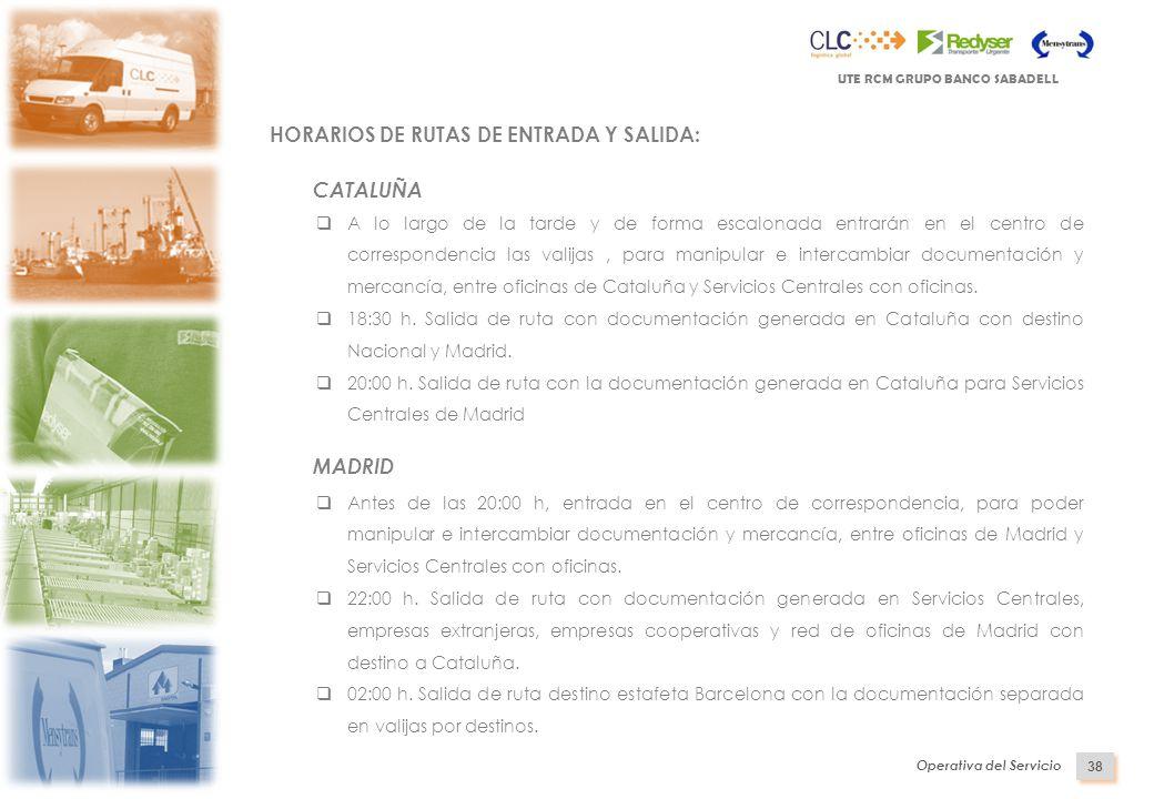 Indice presentaci n de ute rcm operativa del servicio plan de calidad ppt descargar - Oficinas centrales de sanitas en madrid ...