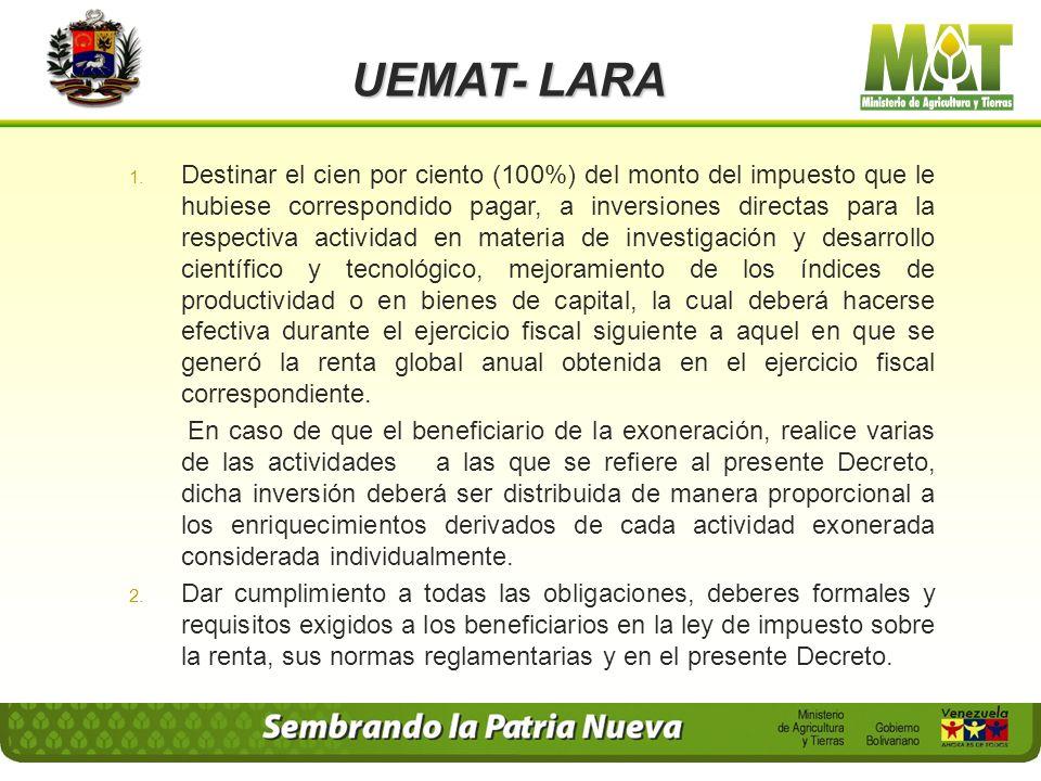 UEMAT- LARA