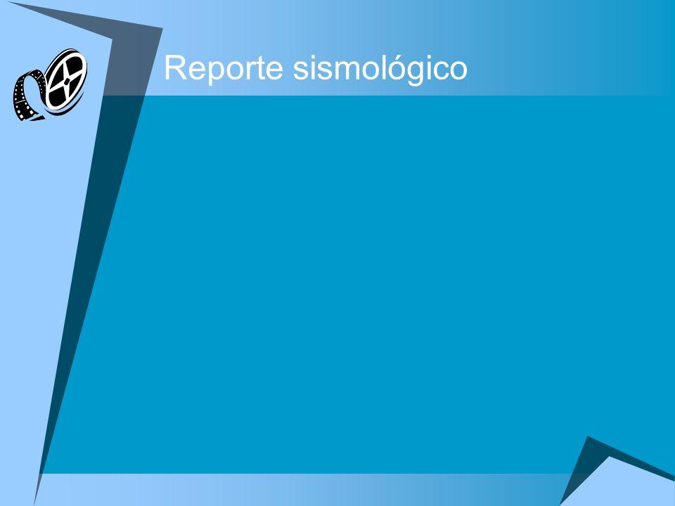 En la diapositiva tres Últimos sismos, aplique el efecto Bisel (el que desee) en el título.