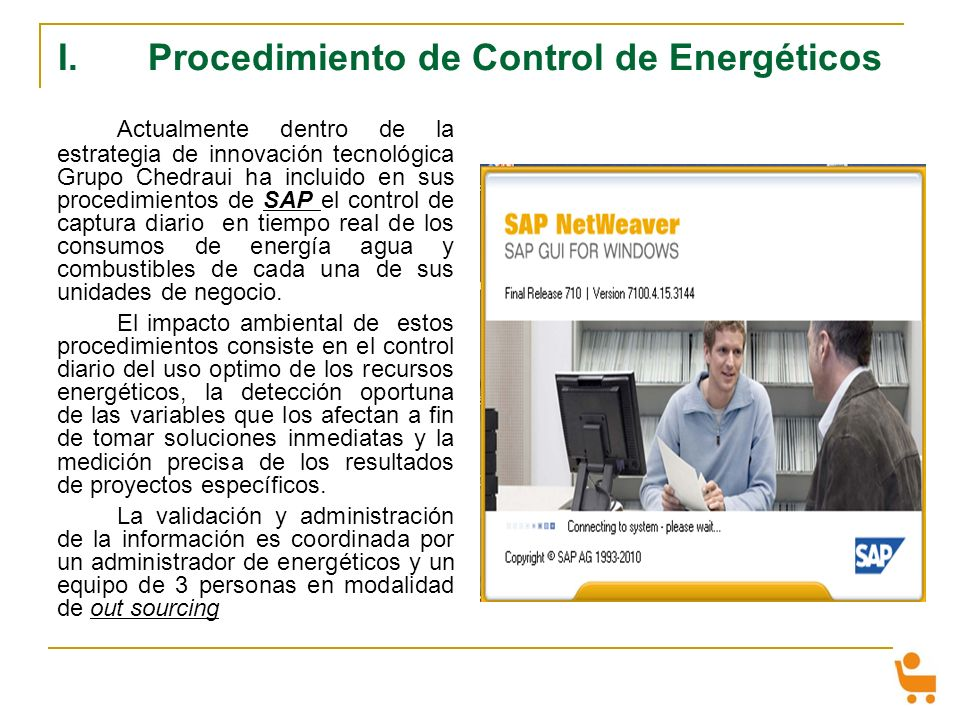 Procedimiento de Control de Energéticos