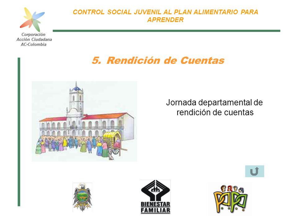 Jornada departamental de