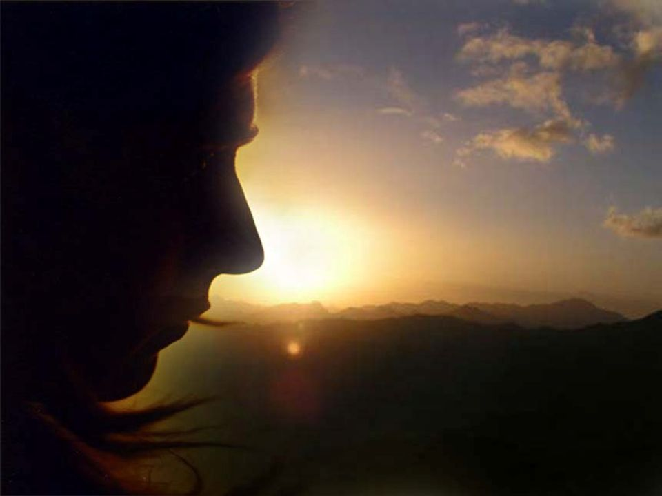 ¡Amo, creo y soy! ¡Ama, cree y ve! ¡Ama, cree y ve!