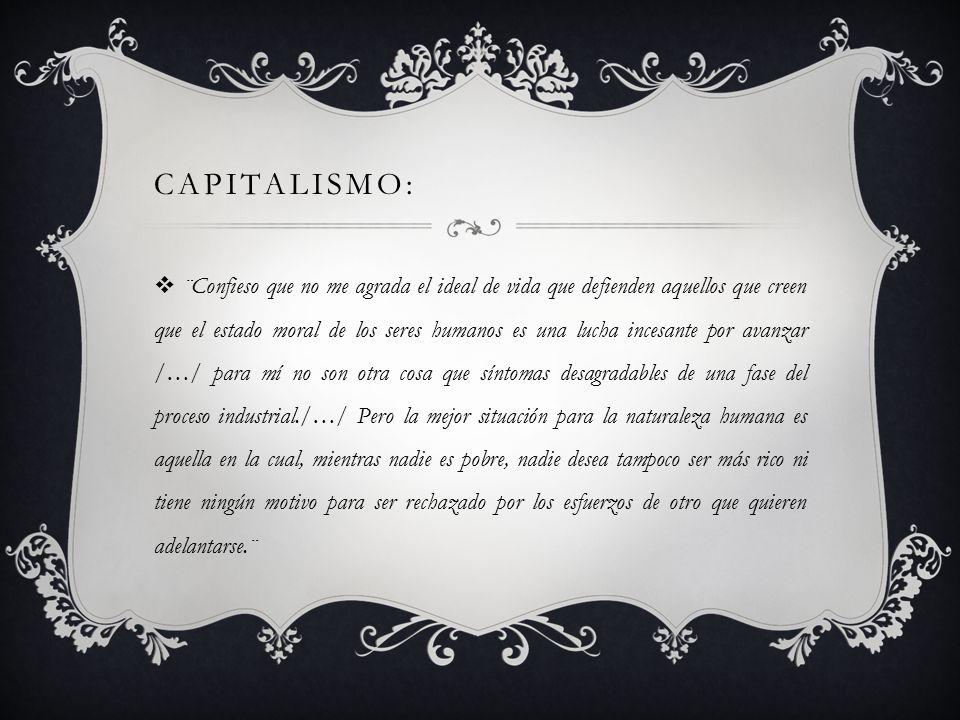 Capitalismo: