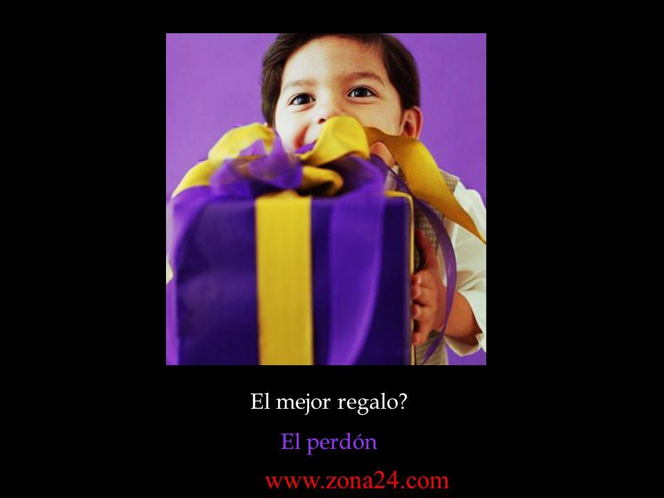 El mejor regalo El perdón www.zona24.com