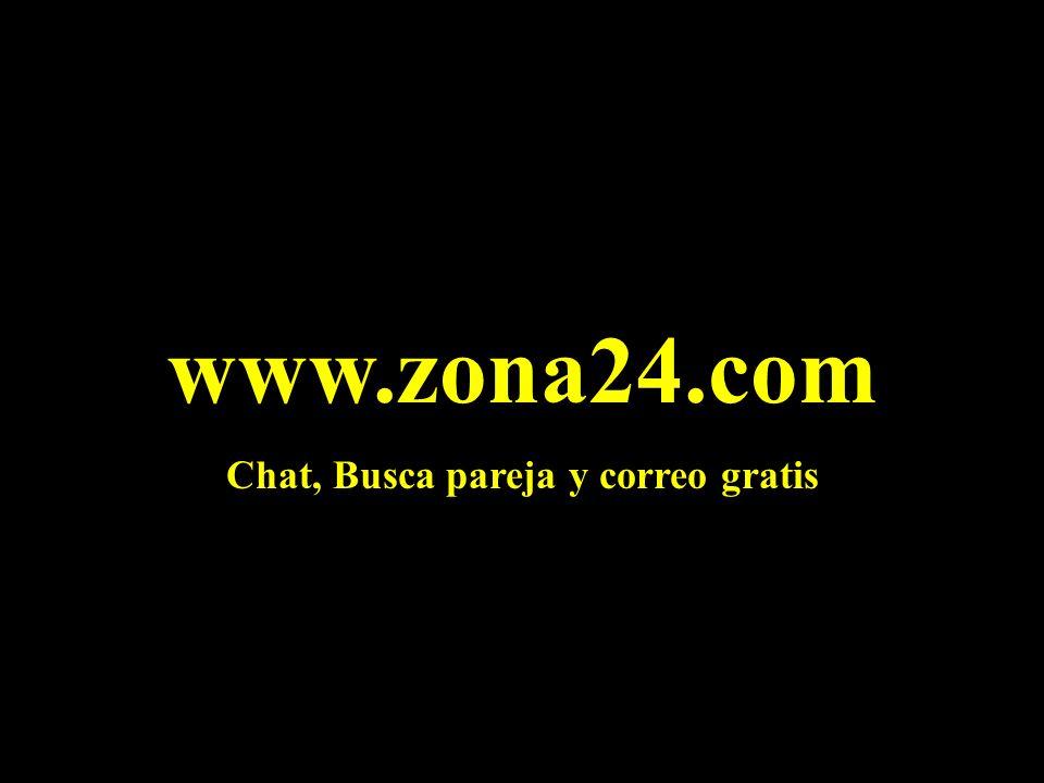 Chat, Busca pareja y correo gratis