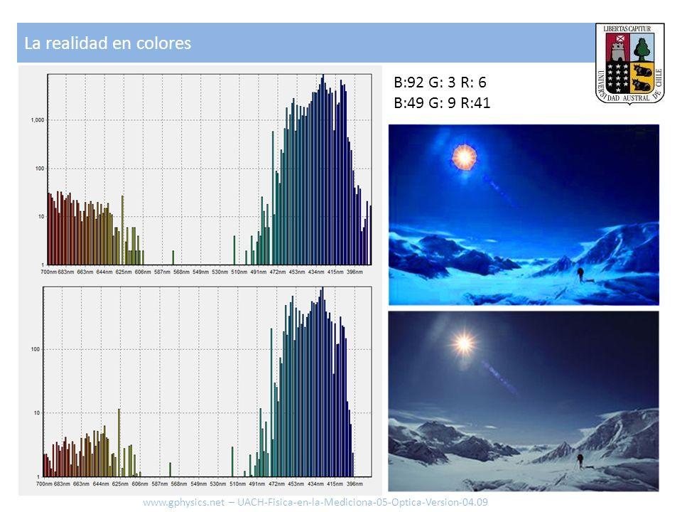 La realidad en colores B:92 G: 3 R: 6 B:49 G: 9 R:41