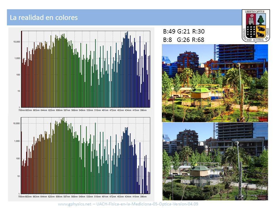 La realidad en colores B:49 G:21 R:30 B:8 G:26 R:68