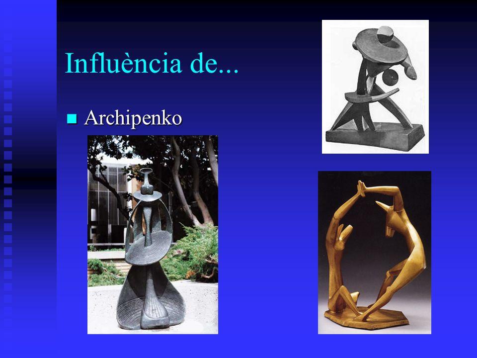Influència de... Archipenko
