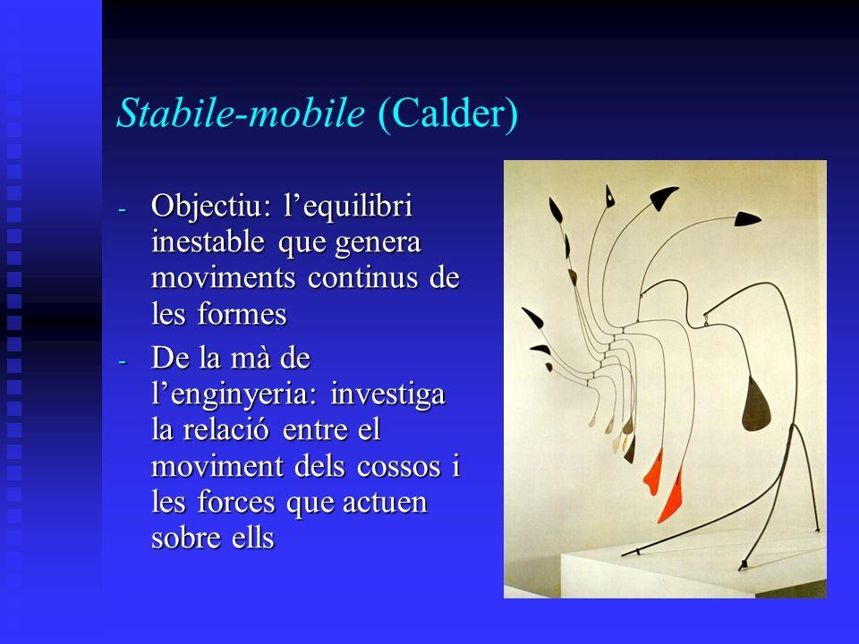 Stabile-mobile (Calder)