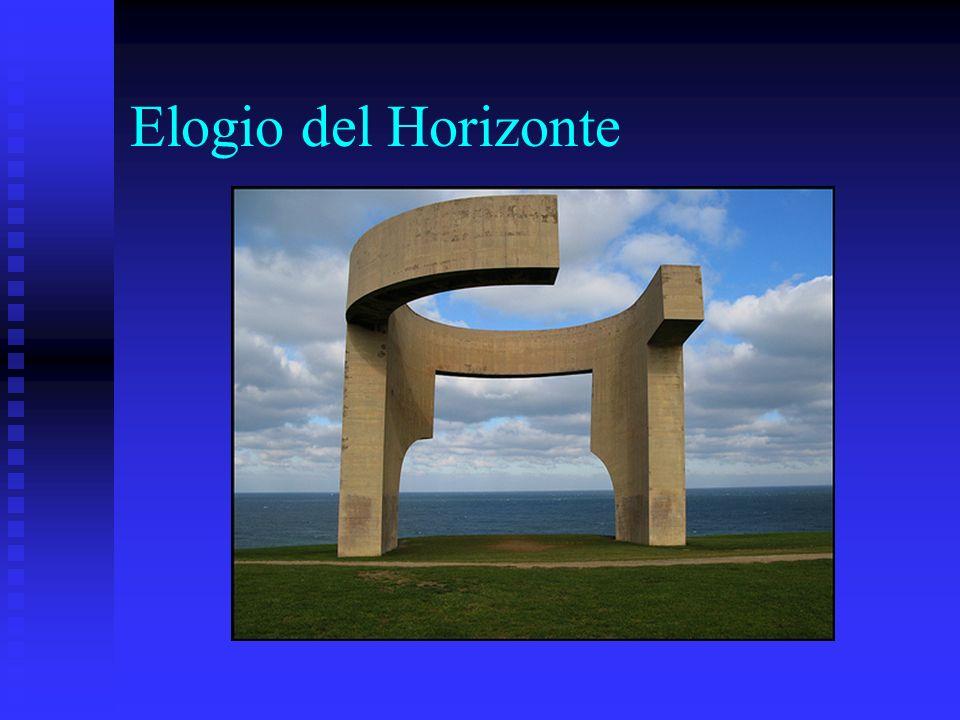 Elogio del Horizonte