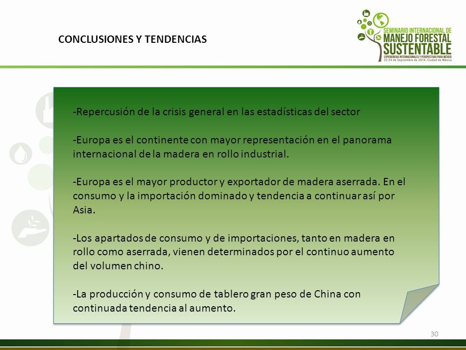CONCLUSIONES Y TENDENCIAS