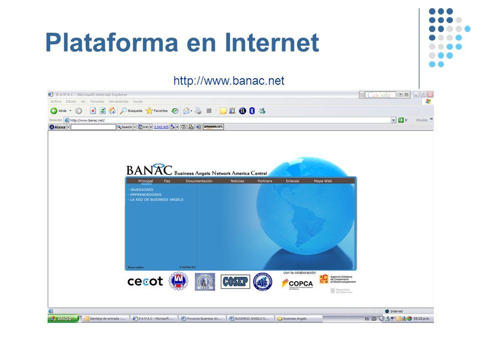 Plataforma en Internet
