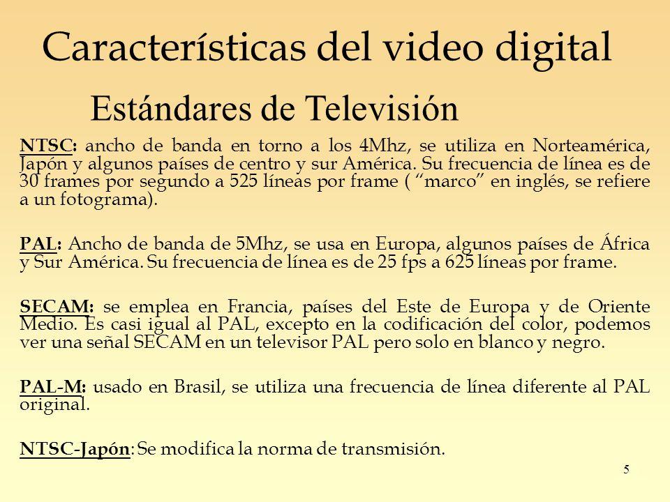 Conceptos básicos de video digital - ppt video online descargar