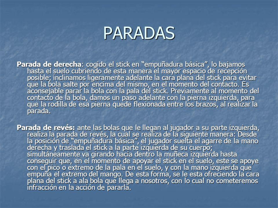 PARADAS