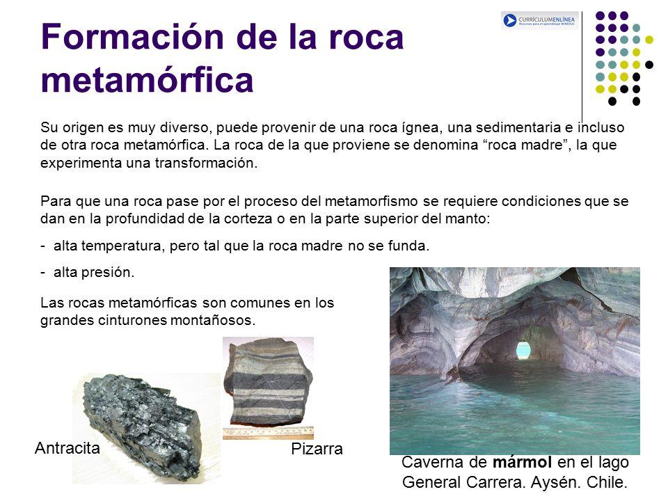 Ciclo de las rocas 16 07 96 nivel 8 objetivo de for Formacion de la roca