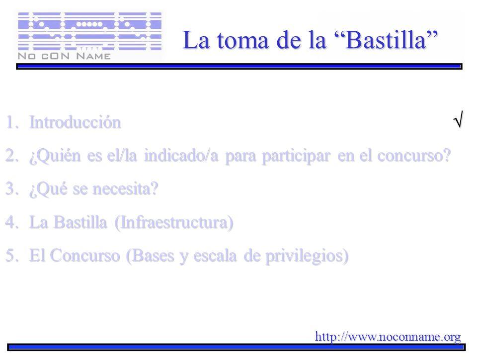 La toma de la Bastilla