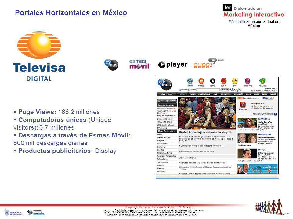 Copyright Derechos Reservados 2007 – IAB México –