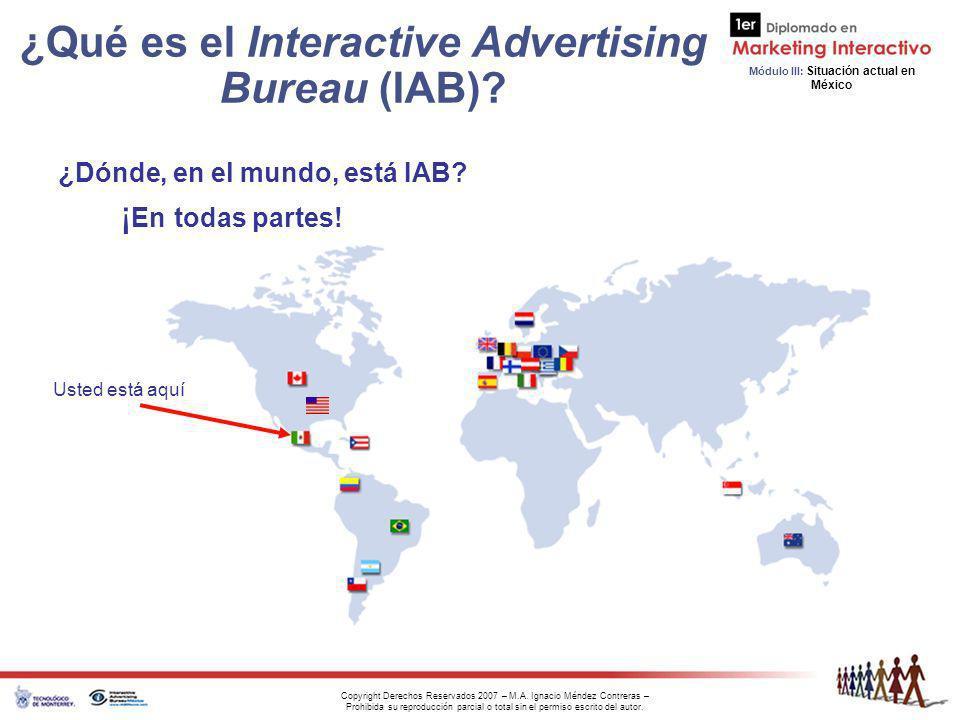 ¿Qué es el Interactive Advertising Bureau (IAB)