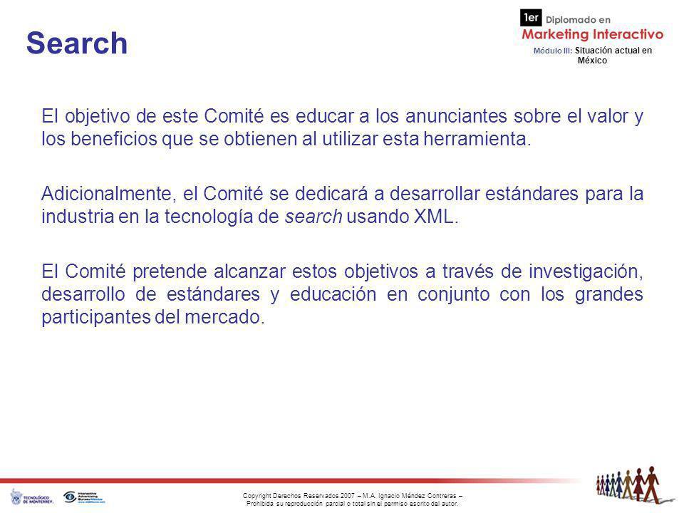 SearchEl objetivo de este Comité es educar a los anunciantes sobre el valor y los beneficios que se obtienen al utilizar esta herramienta.