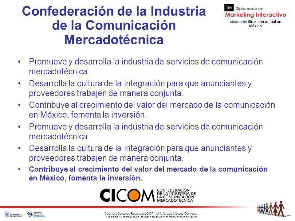 Confederación de la Industria de la Comunicación Mercadotécnica
