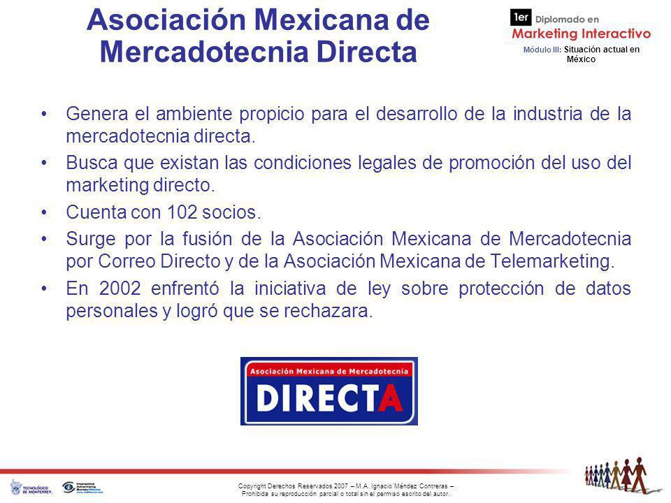 Asociación Mexicana de Mercadotecnia Directa