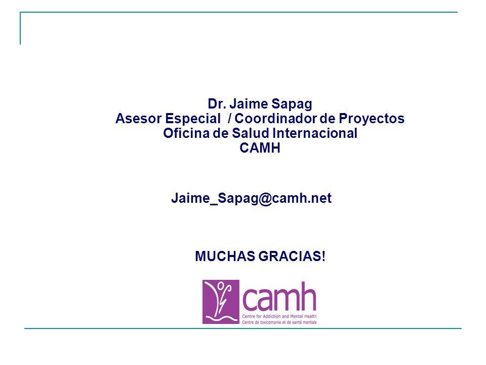Jaime_Sapag@camh.net MUCHAS GRACIAS!