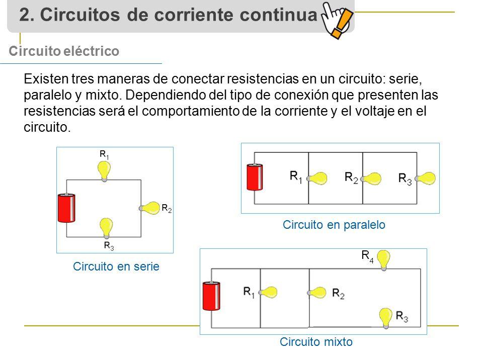 Circuito Electrico En Paralelo : Circuitos eléctricos ppt video online descargar
