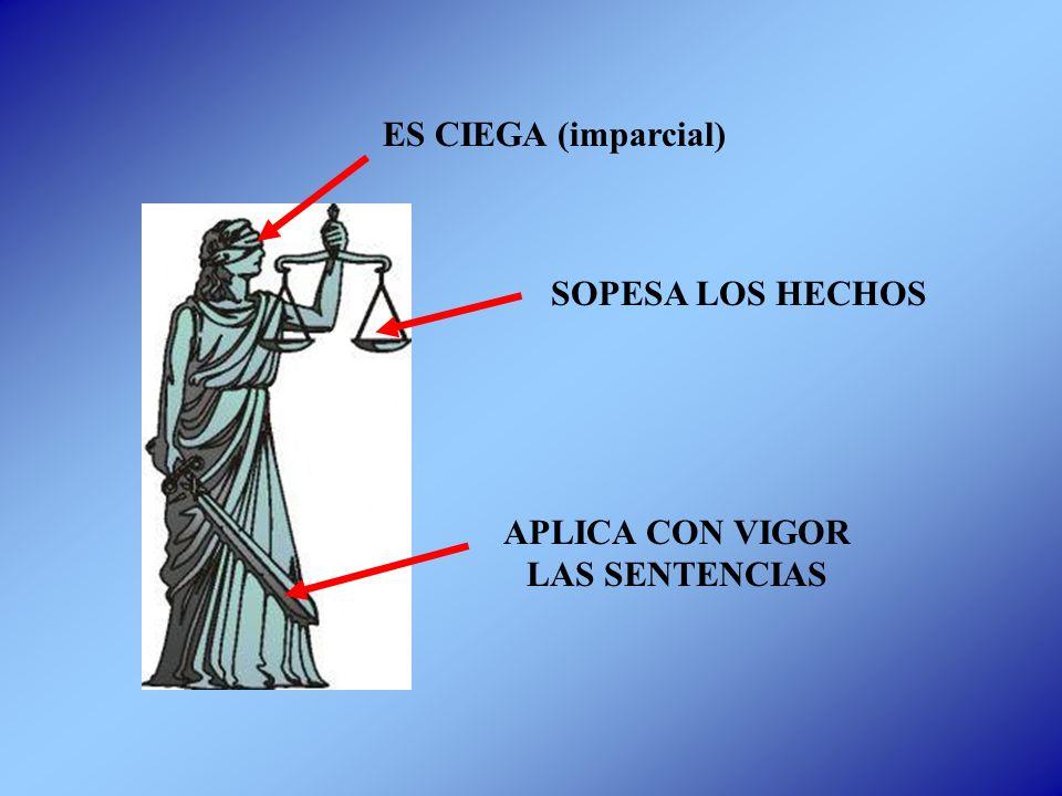 APLICA CON VIGOR LAS SENTENCIAS