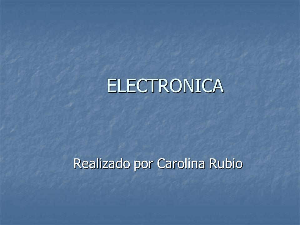 Realizado por Carolina Rubio