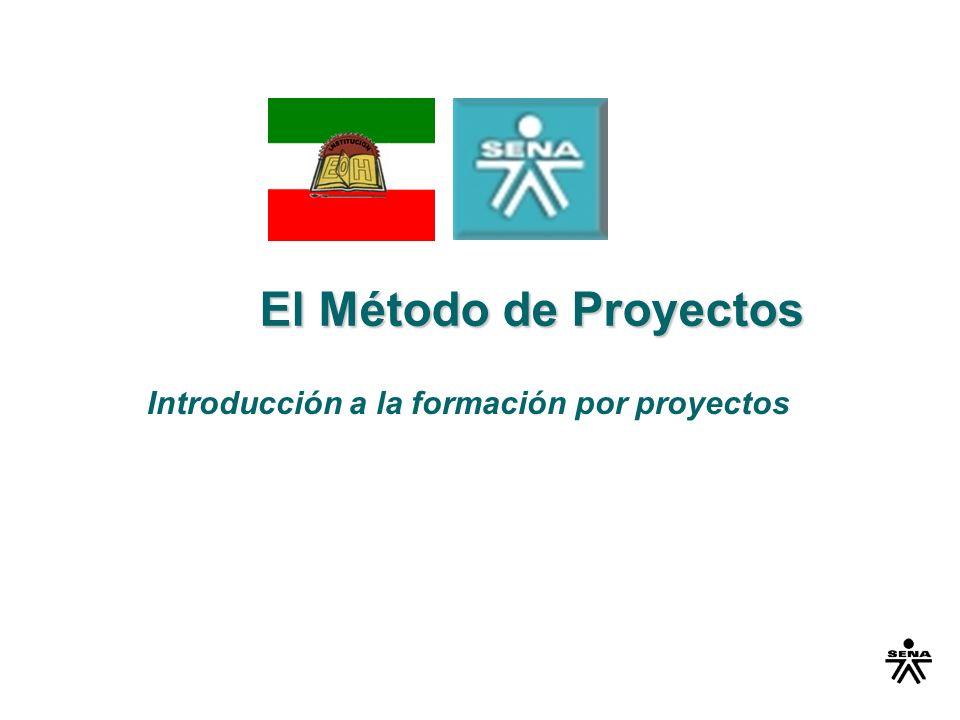 Introducción a la formación por proyectos