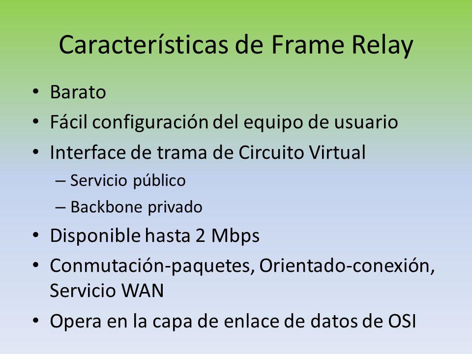 Frame Relay. - ppt descargar