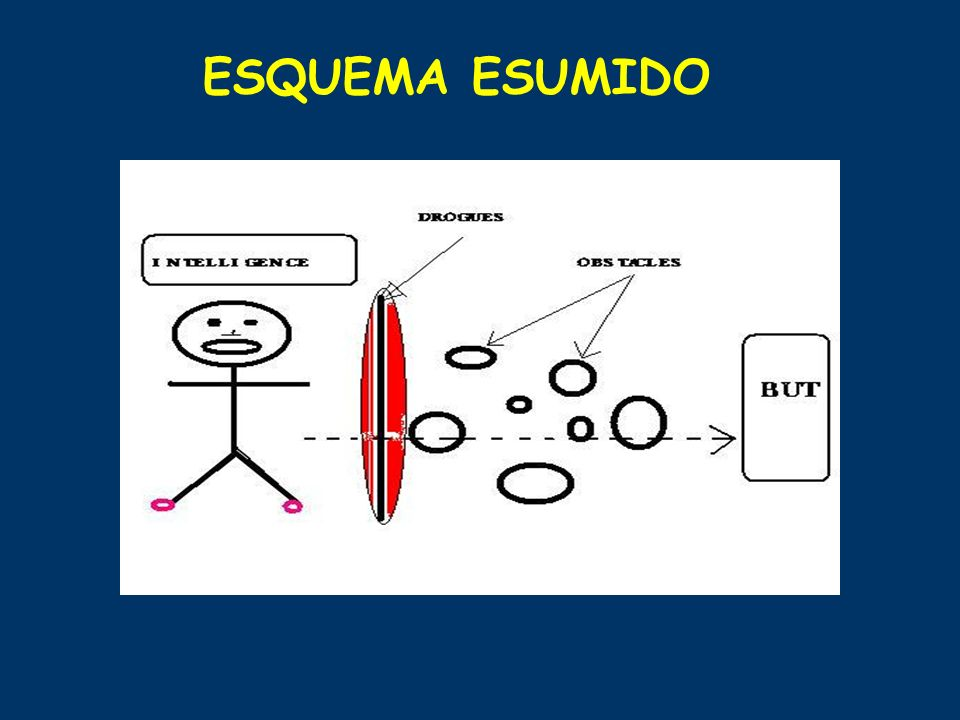 ESQUEMA ESUMIDO