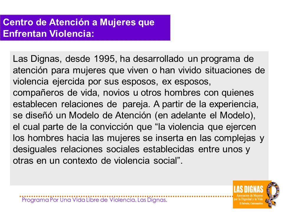 Centro de Atención a Mujeres que Enfrentan Violencia: