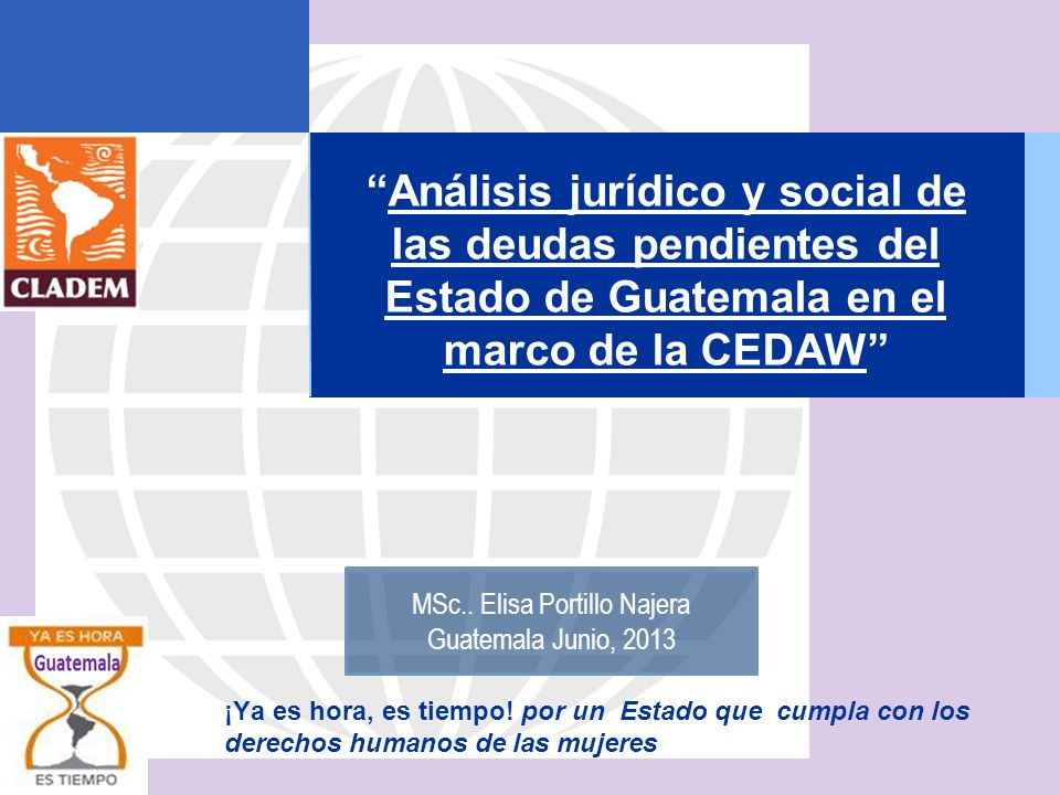 MSc.. Elisa Portillo Najera